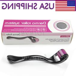 0.5mm 540 MicroNeedles Derma Roller Meso Roller for Face Wri
