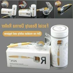 100% Auth ZGTS192 Titanium Alloy Micro Needle Derma Roller A
