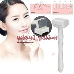 DRS 140 Microneedle Derma Roller Stamp Skin Care Therapy Ant