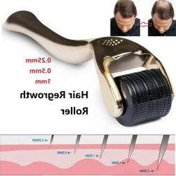 Derma Micro Needle Titanium Roller for Acne Hair Growth 0.5m