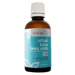 LACTIC Acid 35% Skin Chemical Peel- Alpha Hydroxy  For Acne,