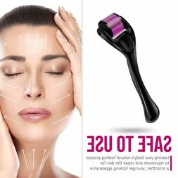 Derma Ance Scars Roller Cosmetic Microneedle Face Body Skin