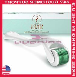 Derma Roller Cosmetic Microdermabrasion Instrument for Face,