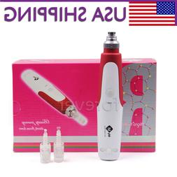 Electric Derma Roller MYM N2 Dr. Pen Stamp Micro Needle Pen