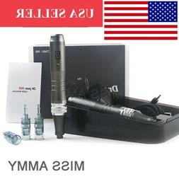 Electric ULTIMA-M8 Anti-aging Dr. Pen Stamp Derma Pen Needle