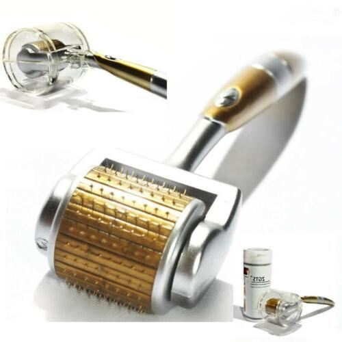 Microneedle Roller Titanium for Wrinkle