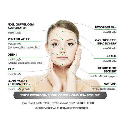 Derma Roller Needle system Care Scar Skin Types Face