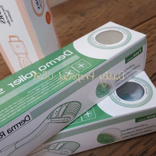 3 Pack Micro-needle Derma & Stamp Treatment