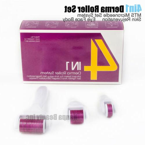4 IN Therapy Set Stamp Stretch Marks Microneedling