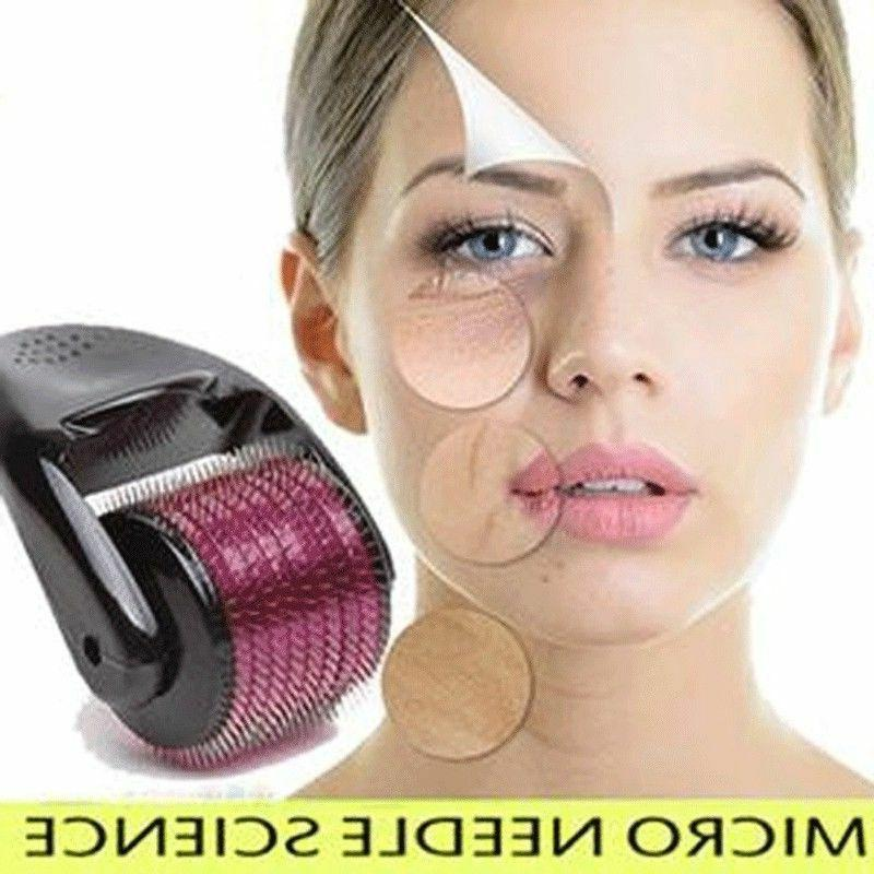 540 Microneedle Derma Roller Needle Therapy
