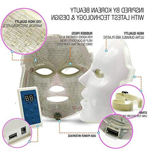 7 Therapy Collagen Boost Korean Face Mask Rejuvenation Beauty Treatment Upgrade Your Daily Care