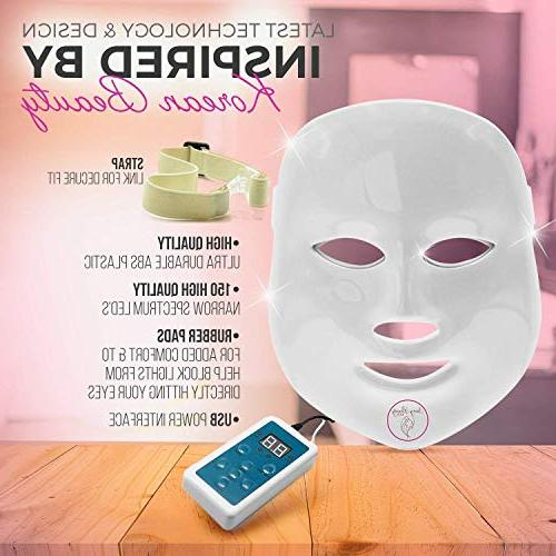 Therapy Collagen Boost Professional Korean Rejuvenation | Facial Beauty Light Treatment Upgrade Your Daily Care
