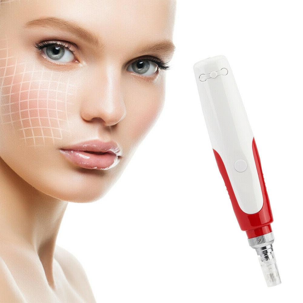 Auto Electric Derma Micro Therapy Beauty Anti-aging