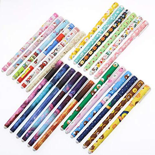 Best Pens Cartoon Cute Pen Creative Stationery Pen 0.38mm Children's Stationery by - 1 PCs