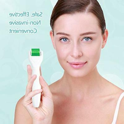 DERMA ROLLER Skin Care Face Cosmetic Needling ANGEL