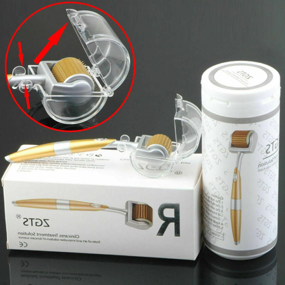 ZGTS Dr. Microneedle roller,Wrinkles,Acne,USA SELLER