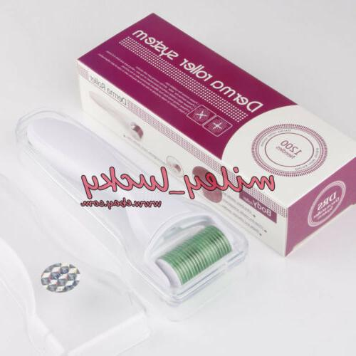 DRS 1200 Needle Roller Therapy