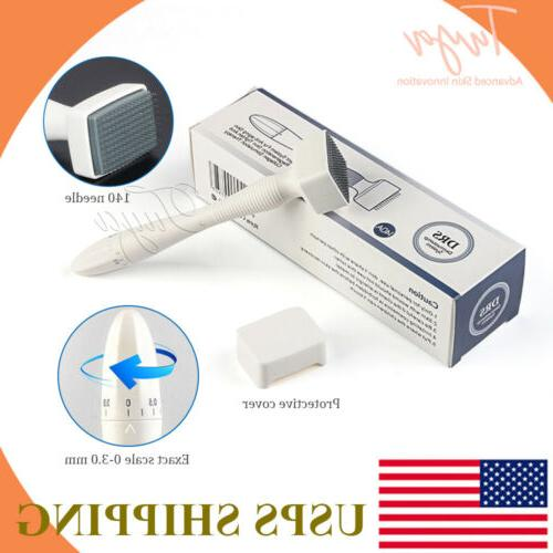 new 140pin stamp microneedle adjustable 0 5
