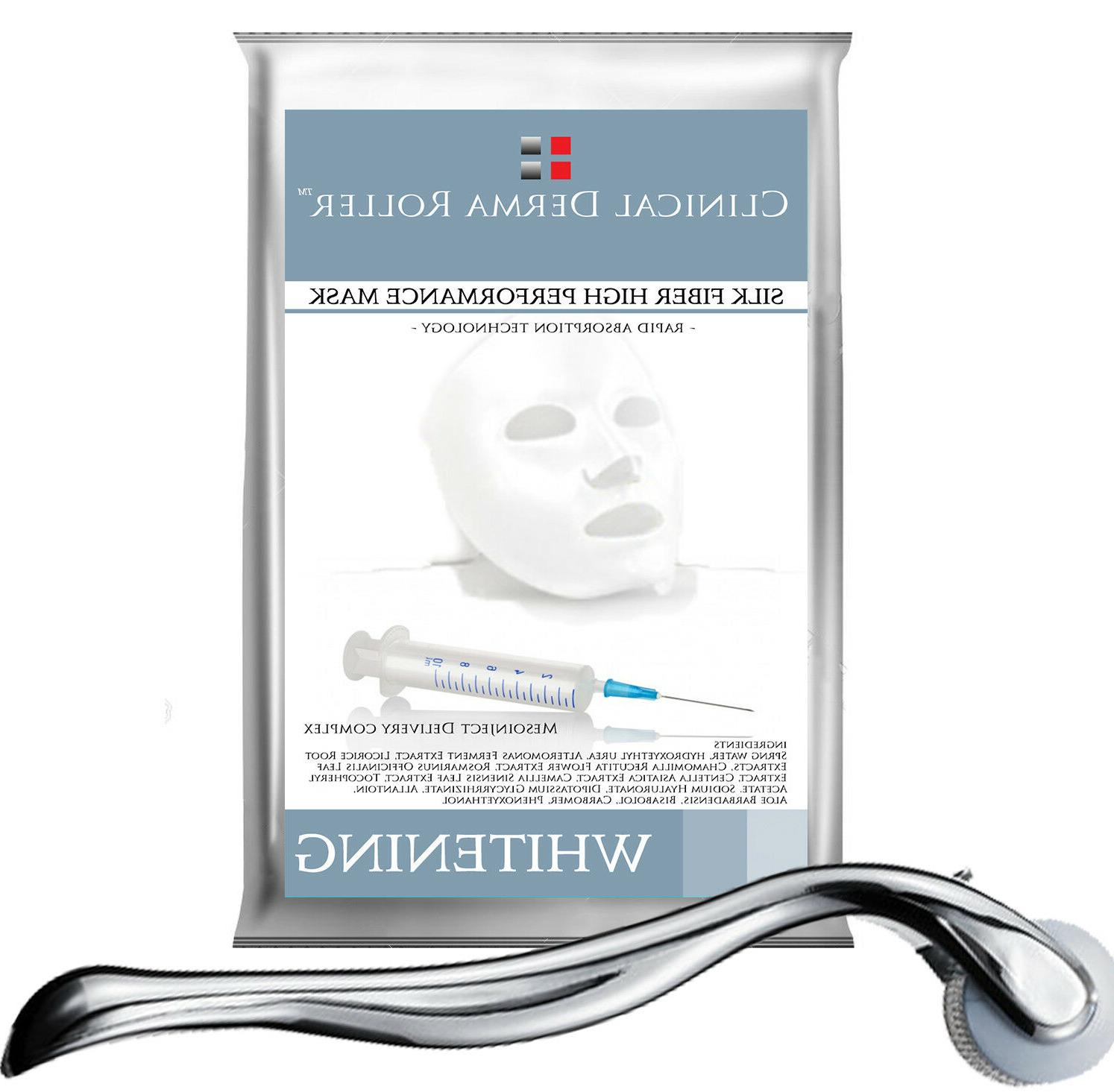 treatment mask for derma roller micro needle