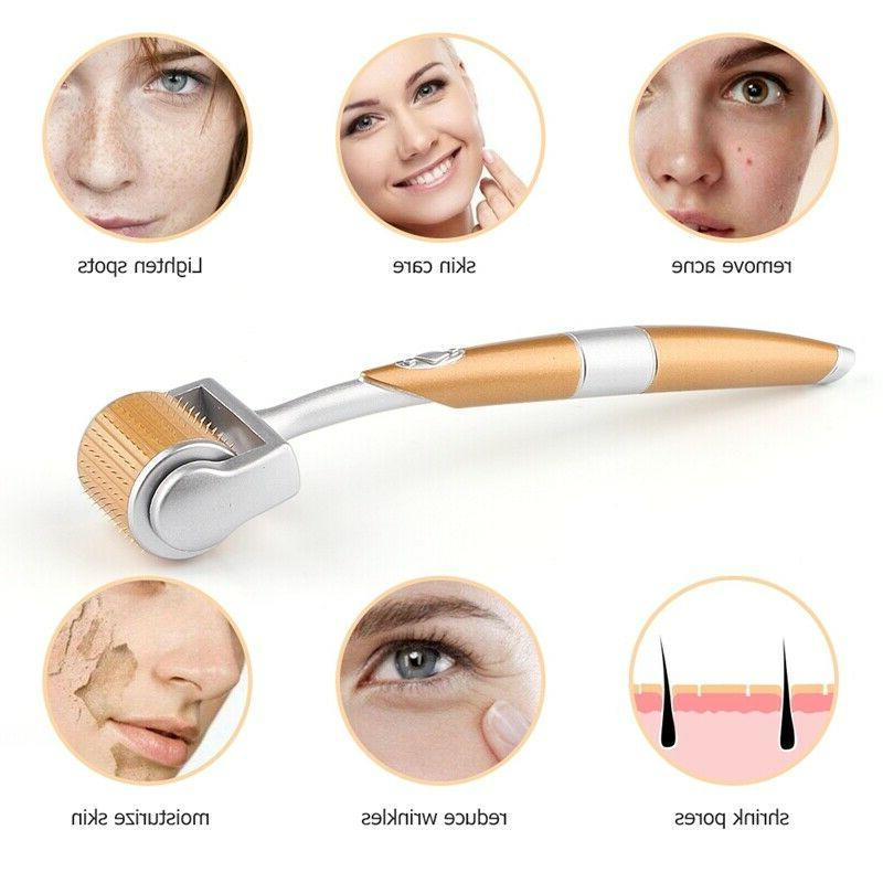 ZGTS Needle Therapy Roller For Acne