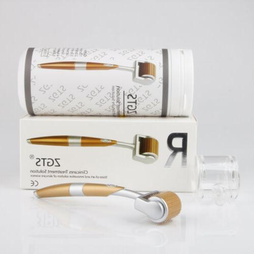 ZGTS 540 Derma Roller Acne Ageing