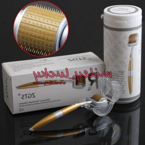 ZGTS192 Titanium Derma Roller Skin Therapy