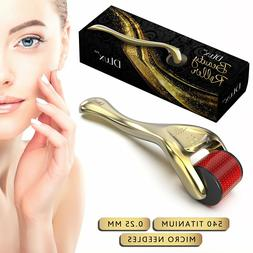 Microneedle Derma Roller with Protective Kit New 2018 Model
