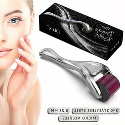 Microneedle Derma Roller with Protective Kit Stainless Steel