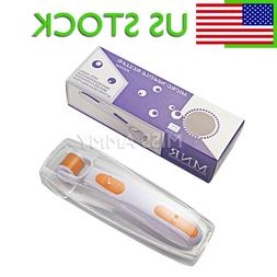 New 600 Needle Derma Roller Micro Needles Face Therapy Care