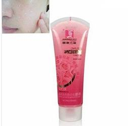 ROLANJONA Rose Face Facial Exfoliating Peeling Scrub Deep Cl