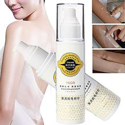 Skin Bleaching Cream for Dark Skin Snow Whitening Brightenin