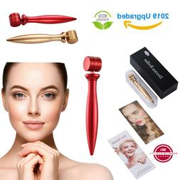 Titanium Microneedling Derma Roller Healthy Care Micro Needl