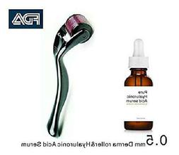 Topcare Good Home Use Tool 0.5 JJ0.5 with Hyaluronic Acid