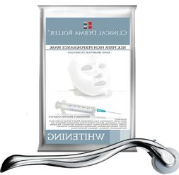 Treatment mask for derma roller micro needle 0.5mm scar acne