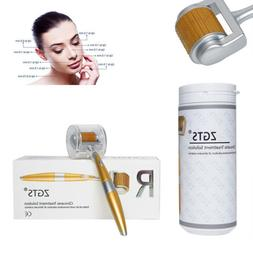 ZGTS Titanium Alloy Micro Needle Therapy Derma Roller Anti A